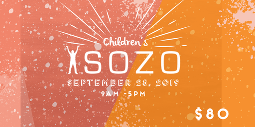 Children's Sozo Training NW Arkansas
