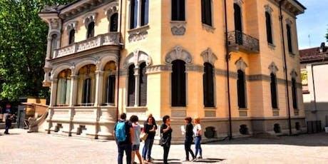 Tour del Liberty torinese + villa barocca / Turin's Art Nouveau tour / Tour del Modernismo de Turín tickets