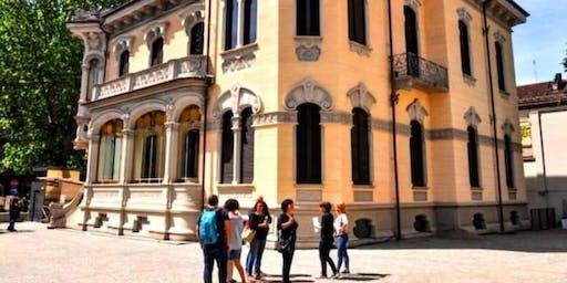 Tour del Liberty torinese + villa barocca / Turin's Art Nouveau tour / Tour del Modernismo de Turín