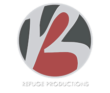 Refuge Productions logo