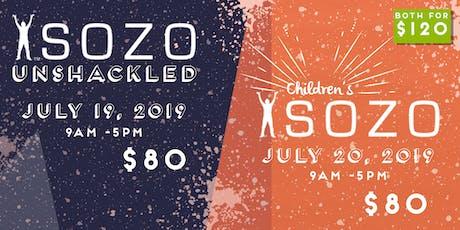 Wylie, TX Sozo Unshackled & Children's Sozo Training tickets