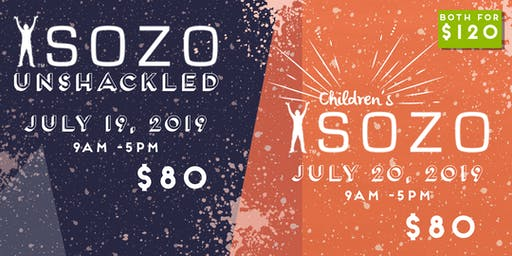 Wylie, TX Sozo Unshackled & Children's Sozo Training