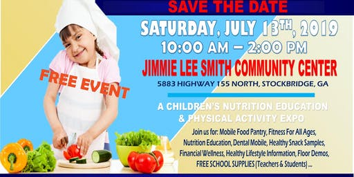 5th Annual Let's Move Henry