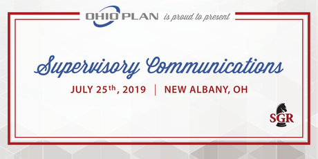 Supervisory Communications - Live Training - New Albany, OH  tickets