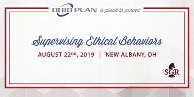 Supervising Ethical Behaviors - Live Training - New Albany, OH