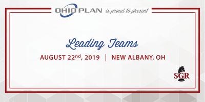 Leading Teams - Live Training - New Albany, OH
