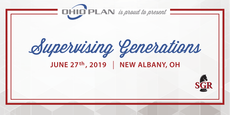 Supervising Generations - Live Training - New Albany, OH tickets