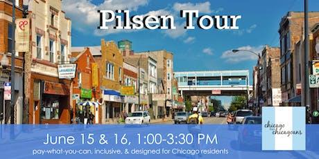 Pilsen Walking Tour tickets