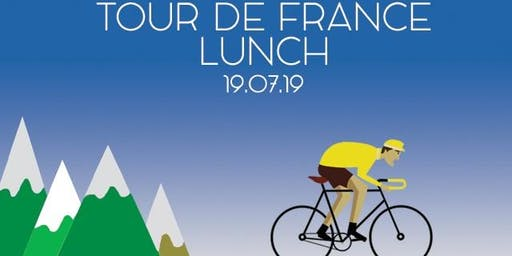 VIC I 2019 Tour de France Lunch