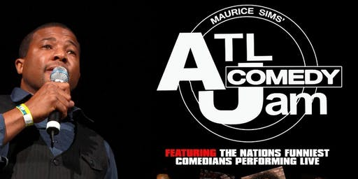 ATL Comedy Jam Saturdays