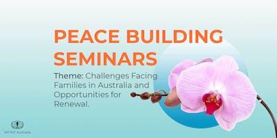 Peace building Seminar series