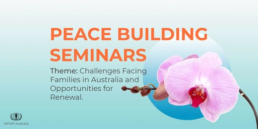 Peace building Seminar series