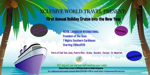 First Annual Cruise into The New Year 2020