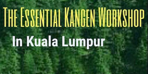 The Essential Kangen Workshop (EKW)