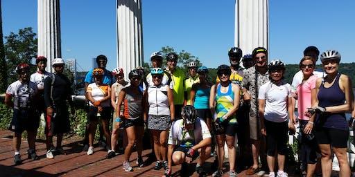 East Coast Greenway Alliance Manhattan Loop Ride!