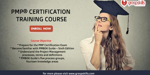 PMP® Certification Training Course - Brampton,Canada