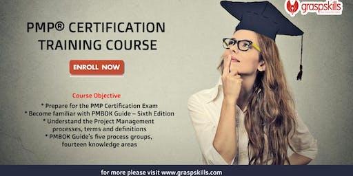 PMP® Certification Training Course - Brampton,Canada