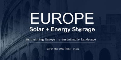 Europe Solar + Energy Storage Congress