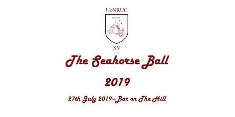 Seahorse Ball 2019 tickets