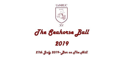 Seahorse Ball 2019