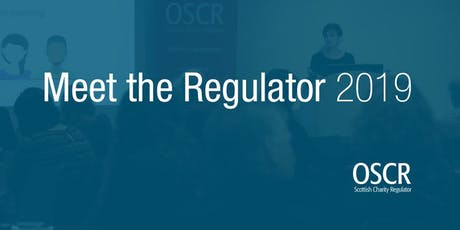 Meet the Scottish Charity Regulator - Glasgow tickets