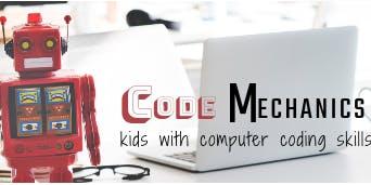 Kids - Beginner coding classes