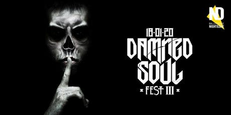 Damned Soul Fest III billets