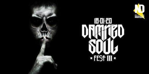 Damned Soul Fest III
