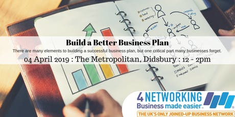 Didsbury Business Networking Lunch tickets