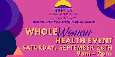 WHOLE WOMAN HEALTH EVENT