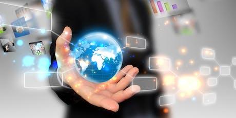 Fundamentals of Digital Marketing, Social Media, and E-Commerce tickets