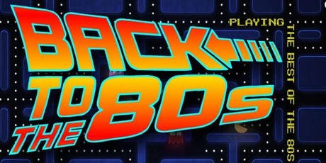 Back to the 80s Disco tickets