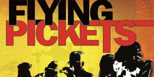 The Flying Pickets - XMas-Tour 2019
