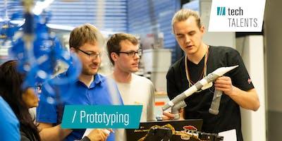techTALENTS Prototyping Workshop | Cooperation Unt