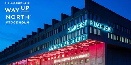 Stockholm 2019 biljetter