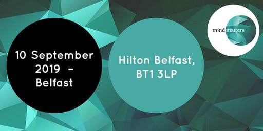 Mind Matters: Mental Health Awareness Training - Belfast