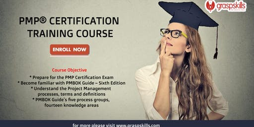 PMP Certification Training Course in Montreal - Canada
