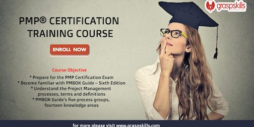 PMP Certification Training Course - Montreal, Canada