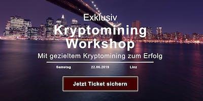 Kryptomining Workshop | für Einsteiger & Fortgeschrittene am 22.06. in Linz