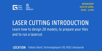 Workshop: Introduction to lasercutting