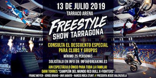 Free Style Show Tarragona