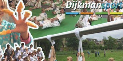 Dijkmansport Zomerkamp 19 t/m 23 aug. 2019