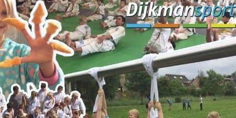 Dijkmansport Zomerkamp 19 t/m 23 aug. 2019 tickets