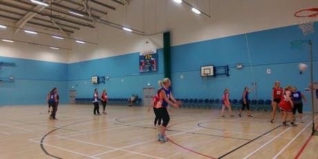 Wigan 'Back to Netball' League 2019 (June-November) tickets