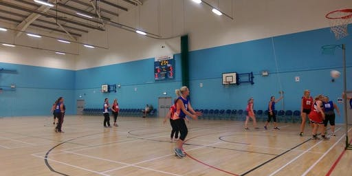 Wigan 'Back to Netball' League 2019 (June-November)