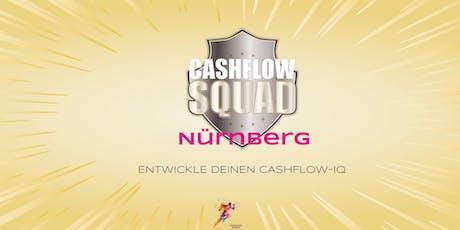 Entwickle deinen CASHFLOW-IQ in NÜRNBERG Tickets