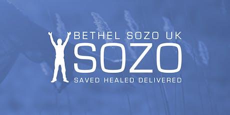 SOZO Basic Training Course tickets