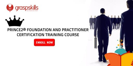 PRINCE2 FOUNDATION AND PRACTITIONER CERTIFICATION TRAINING COURSE - VANCOUVER