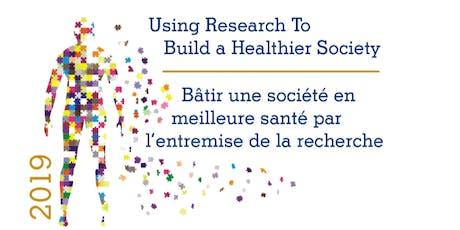 11th NB Health Research Conference  | 11e congrès sur la recherche en santé N.-B. tickets