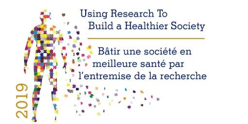11th NB Health Research Conference  | 11e congrès sur la recherche en santé N.-B.